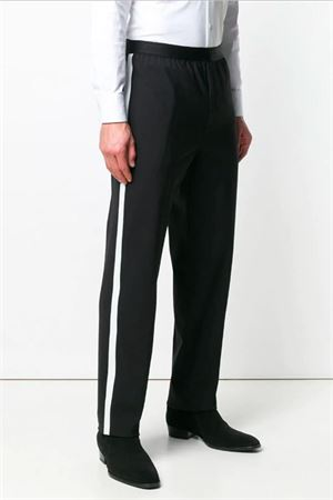 Trousers with side stripes. HELMUT LANG | 9 | I09HM207SZ0