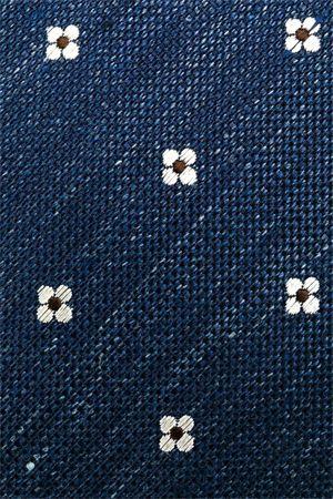 Cravatta a fiori LARDINI | 25 | EGCRC7 EG52133A851