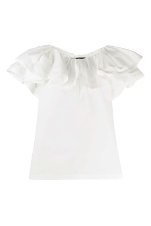 Blouse with ruffles. MARC JACOBS | 5032237 | W4190167100