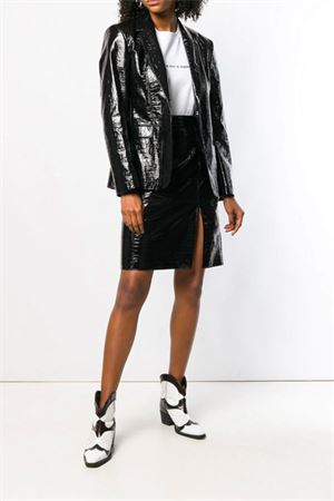 Crocodile faux leather skirt MSGM | 15 | 2641MDD1019510199