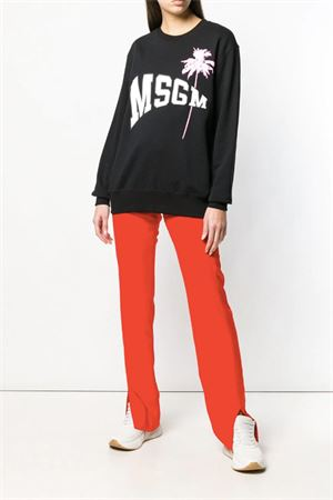 Pants with bands MSGM | 9 | 2641MDP22 19513718
