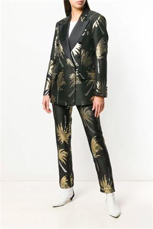 Pantaloni con motivo metallizzato. MSGM | 9 | 2643MDP15A 19512905