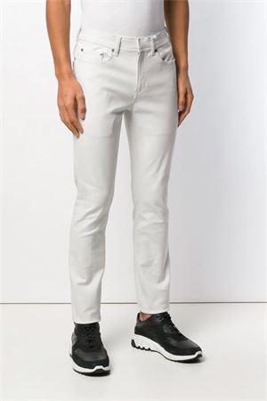 Jeans slim con zip. NEIL BARRETT | 24 | PBDE102 L80003