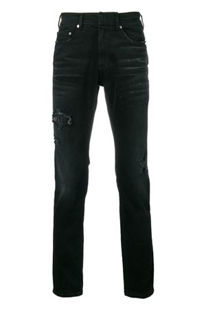 Slim jeans with cuts NEIL BARRETT | 24 | PBDE240L802T429