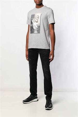 Slim jeans with cuts NEIL BARRETT | 24 | PBDE240L802T429