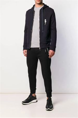 Sweatshirt with Lightning designed NEIL BARRETT | -108764232 | PBJS443B L508052
