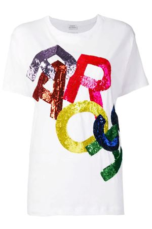 T-shirt with projected logo P.A.R.O.S.H. | 8 | D110594COPOSH800