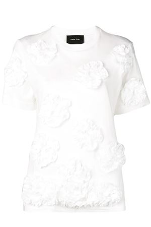 T-shirt with applications. SIMONE ROCHA | 8 | TS241 0553100