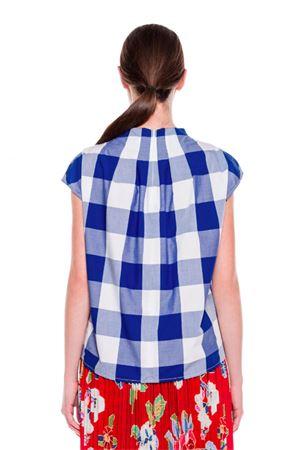 Vichy shirt STELLA JEAN | 6 | JC06500 T97083005