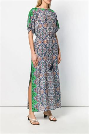 Long dress with print. TORY BURCH | 10000006 | 57066423