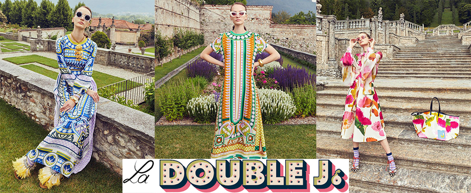 Discover the New La DoubleJ S / S 2020 collections