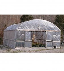High Sidewall Greenhouse Frames 16 ft Package