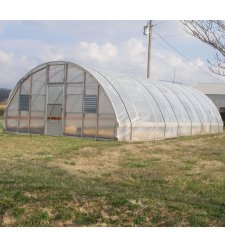 3.5 ft Sidewall Greenhouse Frames 16 ft Package