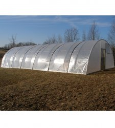 16 Ft Greenhouse Package - Quonset