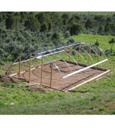 16 ft Greenhouse Frames