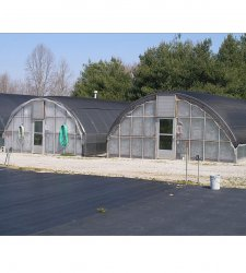 3.5 ft Sidewall Greenhouse Frames 20 ft Package