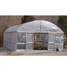 High Sidewall Greenhouse Frames 24 ft