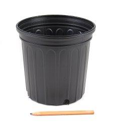 50 ea. 2 Gallon Black Nursery Pots