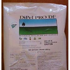 Dipel Pro 54% DF (1 lbs.) Bacillus thuringiensis OMRI APPROVED