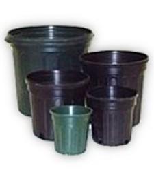 7 Gallon Black Pot