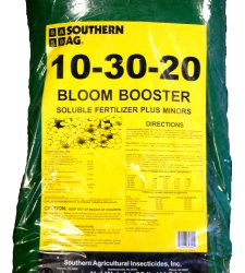 10-30-20 Plant Starter Soluble Fertilizer Start Root and Bloom 25lb Bag