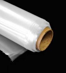 4 year 6 mil CLEAR Greenhouse Film IR/AC Large Sizes