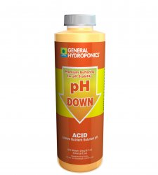 pH Down Acid 8oz