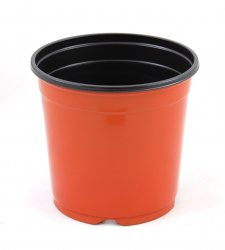 Janor Clay Colored Trade Gallon - 360 pots per case