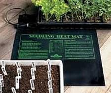 2 Tray Seedling Heat Mats