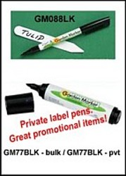 Garden Marker' Pens