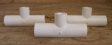 PVC Pipe Saddle for Flora-Mist 1/2 inch