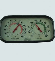Temperature & Humidity Gauge - Model MTH  Save 25 percent