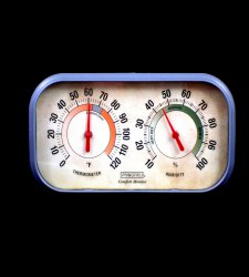 Temperature & Humidity Gauge - MTH