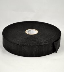 Black Batten Tape  1 3/4 inch Great for Wind Strap also.