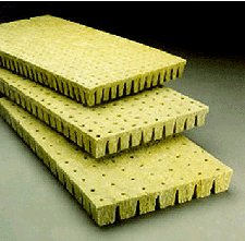 Rockwool Grodan Cubes Sheet of 98 Cubes