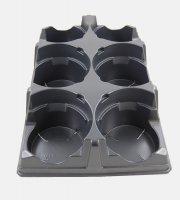 6 Inch Azalea Pot Carry Tray