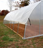 Roll-Up Greenhouse Sides
