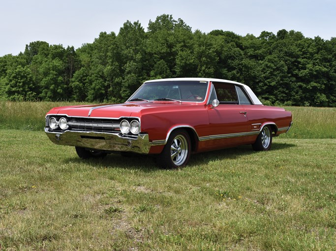 1965 Oldsmobile Cutlass Values | Hagerty Valuation Tool®
