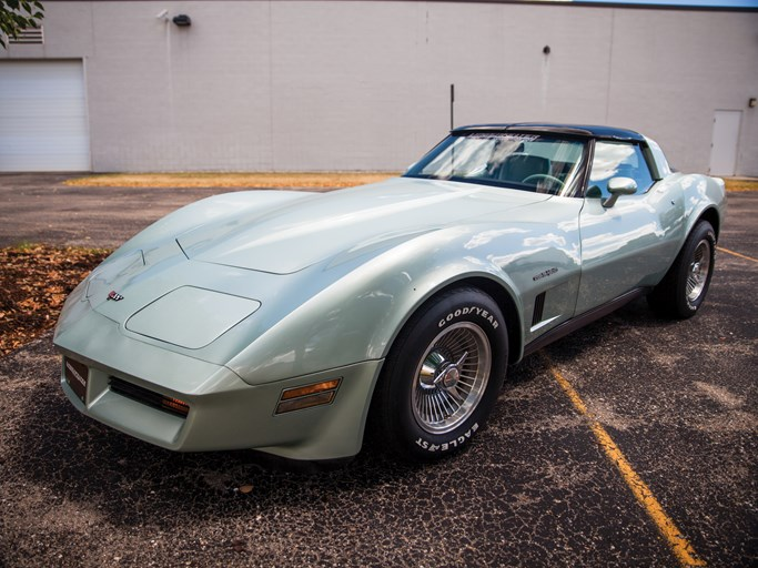 1982 Chevrolet Corvette Values Hagerty Valuation Tool
