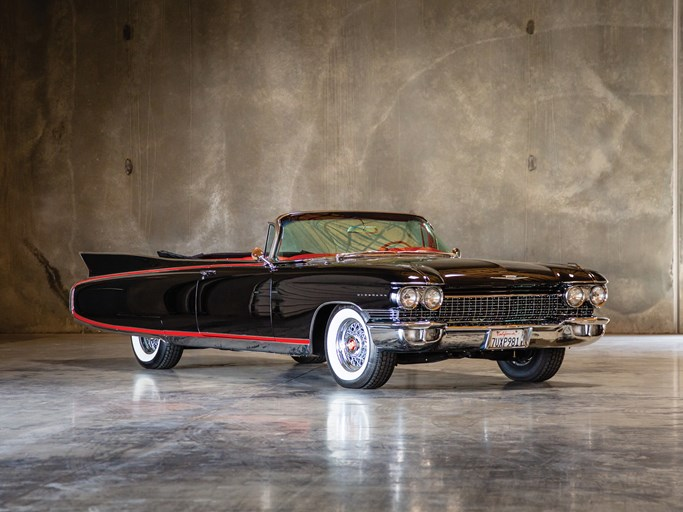 1960 Cadillac Eldorado Seville Values Hagerty Valuation Tool
