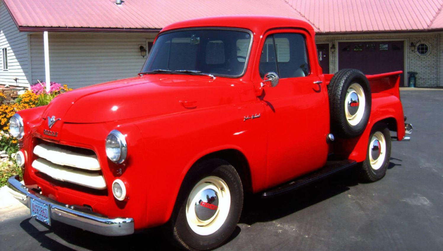1954 Dodge C 1 D 1 Ton Values Hagerty Valuation Tool