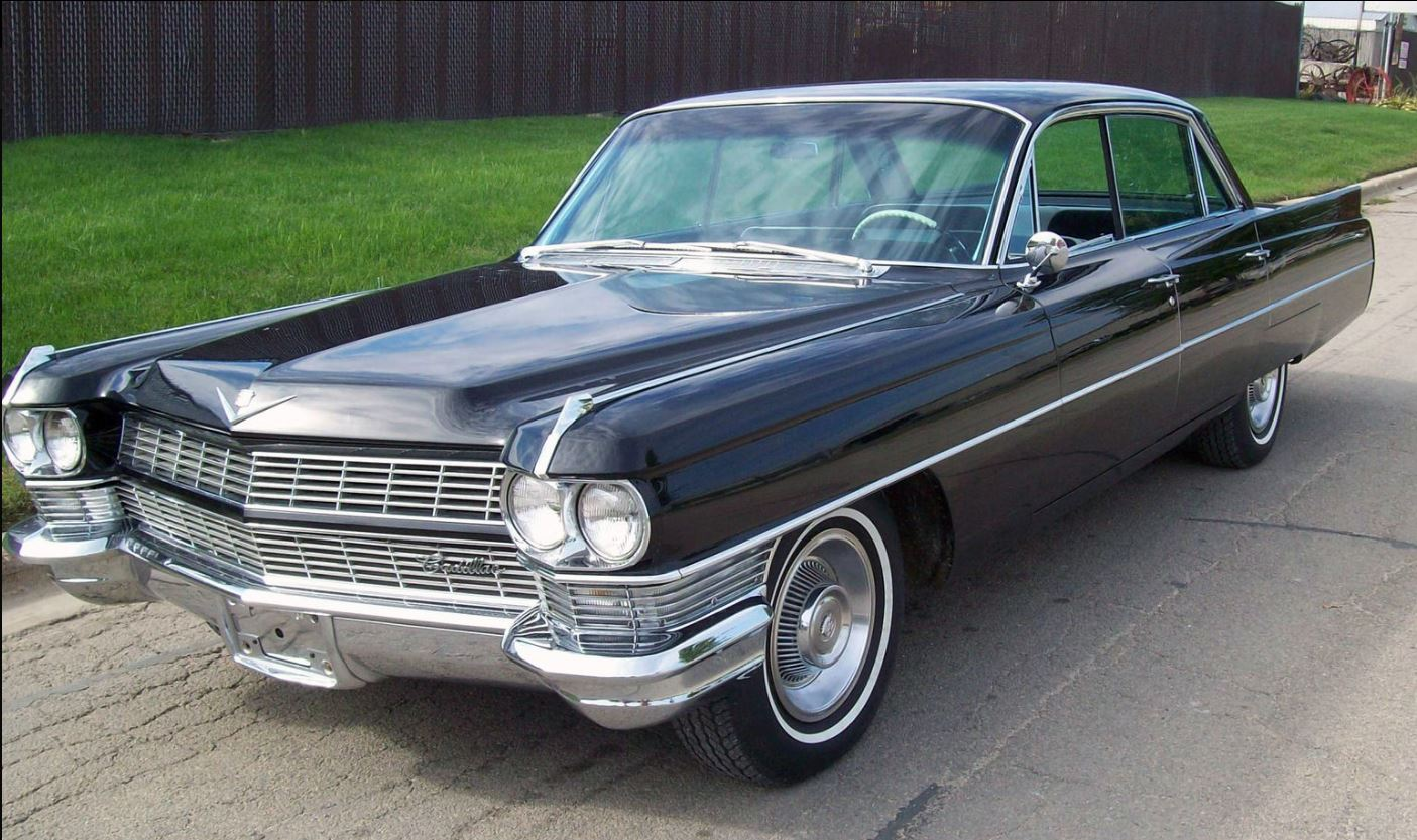 1964 Cadillac Deville Values Hagerty Valuation Tool