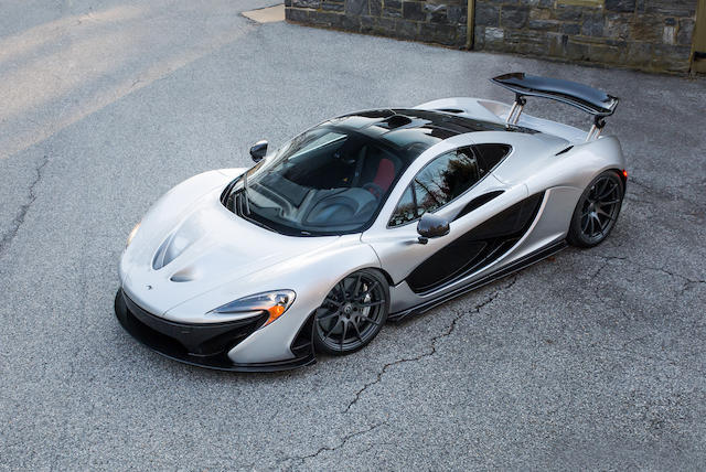 2015 mclaren p1 values | hagerty valuation tool®