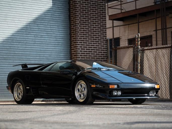 1990 Lamborghini Diablo Values Hagerty Valuation Tool