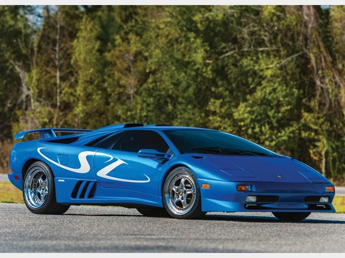 1991 Lamborghini Diablo Values Hagerty Valuation Tool