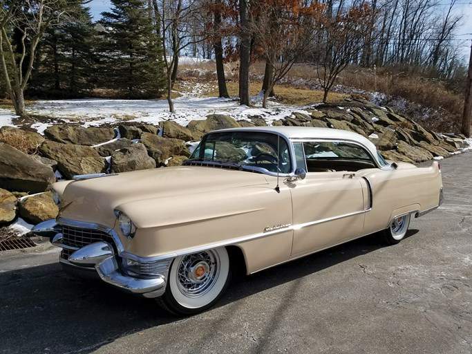 1955 Cadillac Series 62 Values Hagerty Valuation Tool