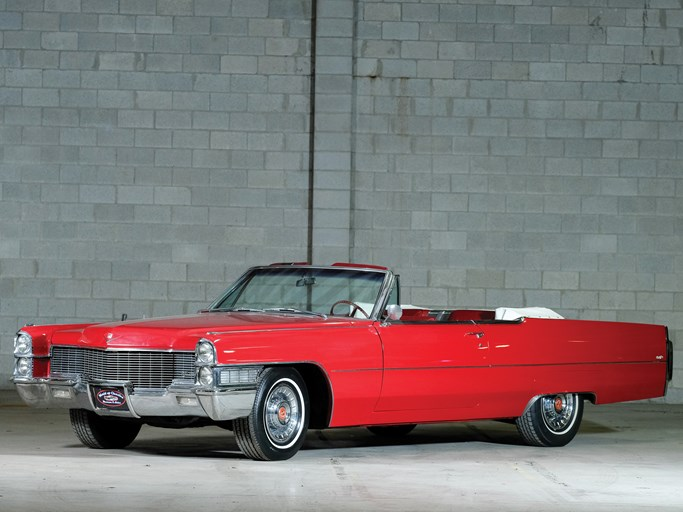 1965 Cadillac Deville Values Hagerty Valuation Tool
