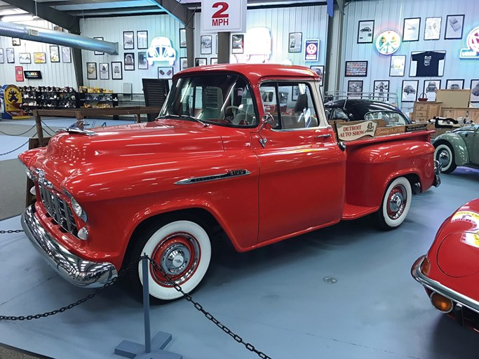 1956 Chevrolet Series 3100 12 Ton Values Hagerty Valuation Tool