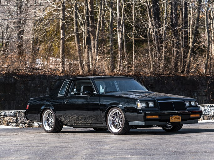 1986 Buick Regal >> 1986 Buick Regal Values Hagerty Valuation Tool