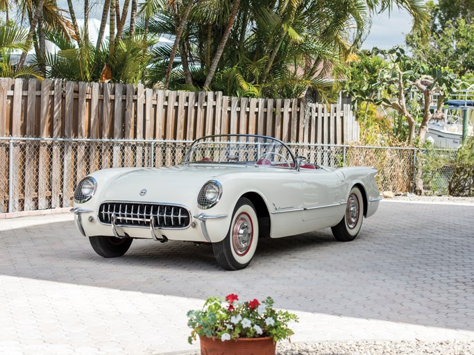 1953 Chevrolet Corvette Values Hagerty Valuation Tool